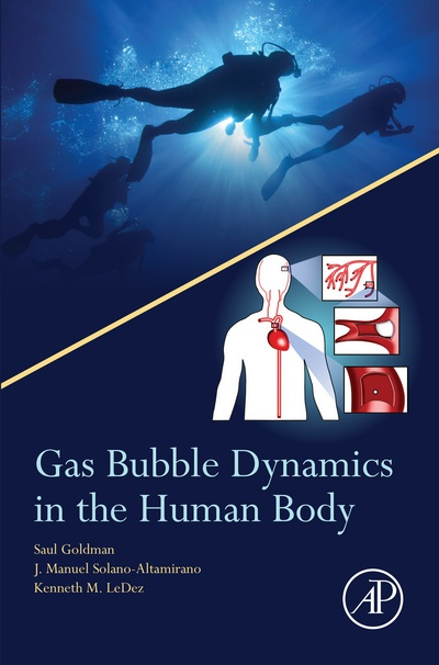 Cover of 'Gas Bubble Dynamics in the Human Body'