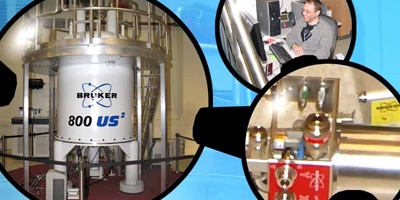 NMR Facility Collage